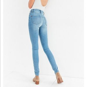 Urban outfitters twig high-rise denim jeans